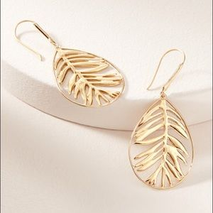 Stella & Dot - Filigree Earrings - Botanical